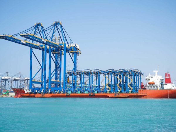 RSGT Takes Delivery of two STS Cranes and 10 Hybrid-RTGs with an investment of USD 35 Million as Terminal Expansion Continues