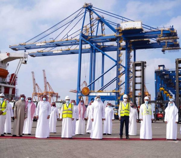 Red Sea Gateway Terminal Wins Sustainability Award