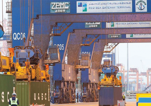 Saudi terminal operator looks for expansion at home and away – Jeddah's Red Sea Gateway Terminal has thrived on the chaos currently taking place in container shipping